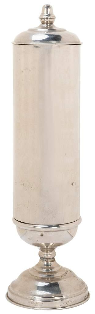 Coffee Vase. European,1950s[?]. Beautifully spun