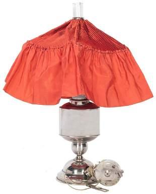 Vanishing Lamp. Hamburg: Carl Willmann, ca. 1900. A