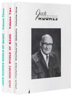Lever, Derek (ed.). Jack Hughes: World of Magic. Three