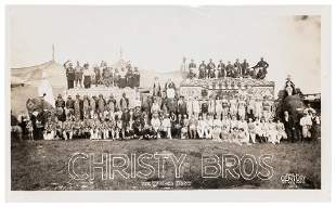 KELTY, Edward J. (1888—1967). Christy Bros.