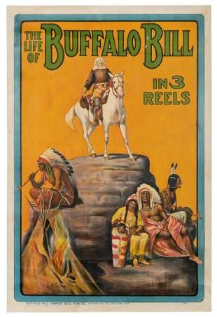 CODY, William F. (Buffalo Bill). The Life of Buffalo
