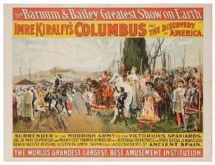 Barnum & Bailey Greatest Show on Earth / Imre