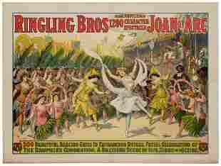 Ringling Bros. / Joan of Arc - 300 Beautiful Dancing