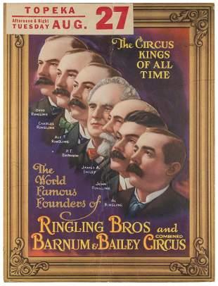 Ringling Bros. and Barnum & Bailey Circus / Circus