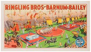 Ringling Bros. and Barnum & Bailey / Greatest Show on
