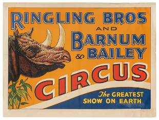 Ringling Bros. and Barnum & Bailey Circus /