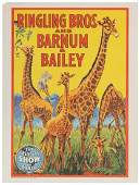 BAILEY, Bill (American). Ringling Bros. and Barnum &
