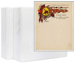 Collection of Carnival and Circus Correspondence and