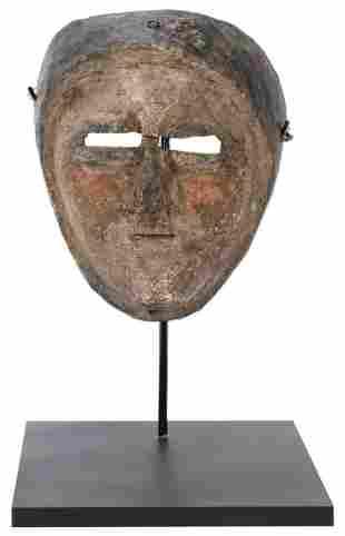 Malinche or Maringuilla Mask. Mexican, 20th century.