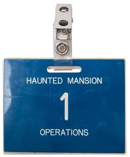 1969 Disneyland Haunted Mansion Backstage Operations