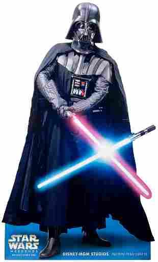 MGM Studios Star Wars Weekends Life Size Darth Vader