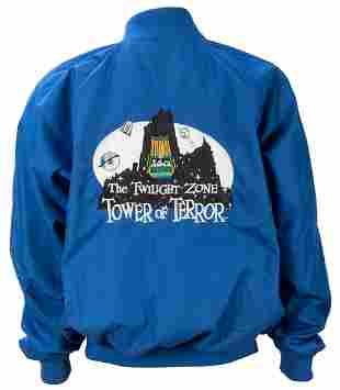 Walt Disney World Tower of Terror Opening Team Jacket.
