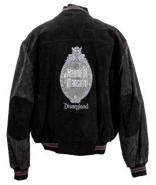 Haunted Mansion 30th Anniversary Jacket. Walt Disney