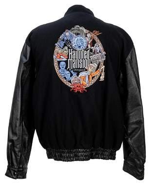 Haunted Mansion Jacket Varsity Style Jacket. Walt