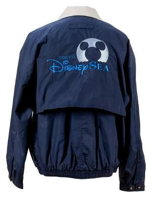 Tokyo Disneyland Show Control Cast Member Jacket.