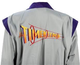 The Timekeeper Cast Member Costume Lab Coat. Walt