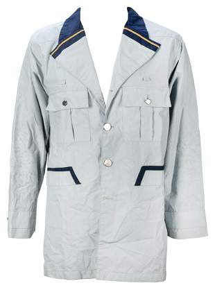 Monorail Pilot Costume Jacket (New Style). Walt Disney