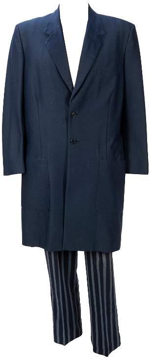 Bev Bergeron Walt Disney World Overcoat and Trousers.
