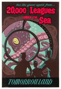 ARONSON, Bjorn. 20,000 Leagues Under the Sea.
