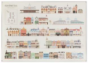 BUCHHOLZ, Christopher. The Buildings of Main Street