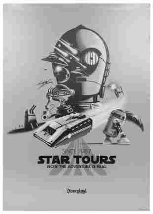 Star Tours. Disneyland: 2017. Limited edition