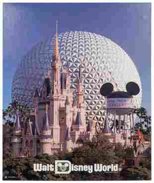 Walt Disney World. Walt Disney Company, 1980s.