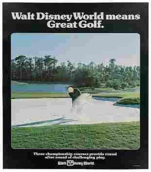 Walt Disney World / Golf. Walt Disney Productions,