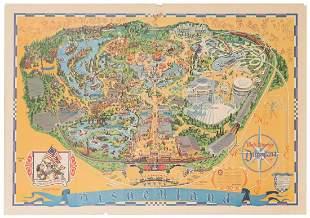 Walt Disney's Guide to Disneyland. Disneyland: