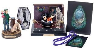 Haunted Mansion 999 Happy Haunts Ball 2002 Lot. Walt