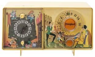 General Electric Disneyland Youth Electronics Clock