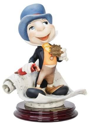 """ARMANI, Guiseppe (Italian, 1935-2006). Pinocchio """""""