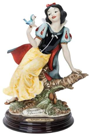 ARMANI, Guiseppe (Italian, 1935-2006). Snow White and