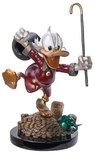 BARKS, Carl (American, 1901-2000). Scrooge McDuck