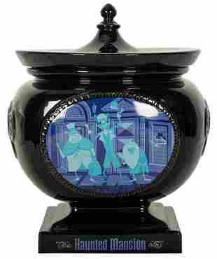 The Haunted Mansion Urn. Walt Disney Co. Very large