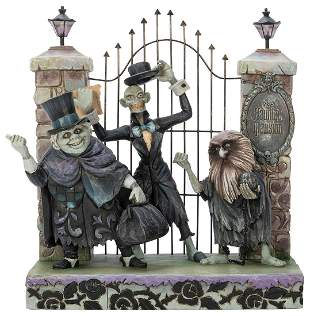 SHORE, Jim. The Haunted Mansion Hitchhiking Ghosts.