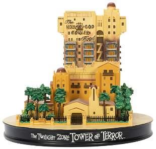 Tower of Terror Medium Figure. Walt Disney Co. Released