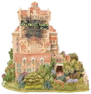 [Walt Disney World] Tower of Terror Figure. Walt Disney