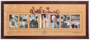 Walt Disney World Photo Collage of Walt. Distributed to
