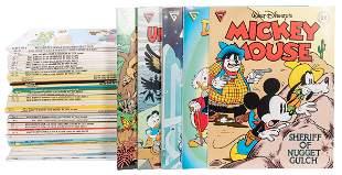 Gladstone Walt Disney Comics Collection. Prescott, AZ: