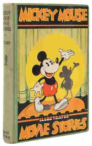 Mickey Mouse Movie Stories. Philadelphia: David McKay