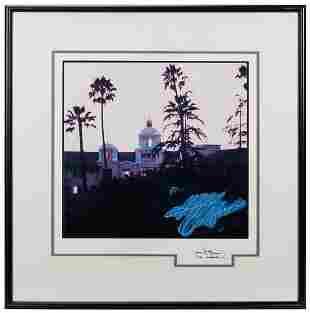 KOSH (British). Hotel California. 1990. Limited edition