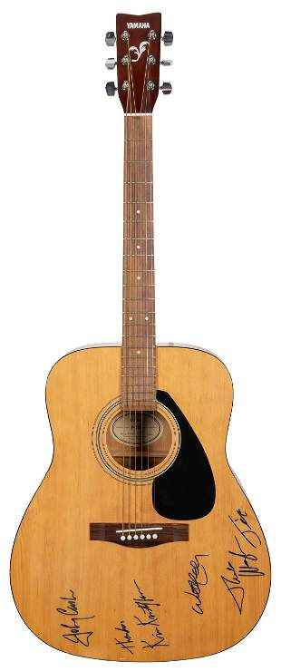 The Highwaymen Acoustic Guitar. Yamaha F-310 acoustic