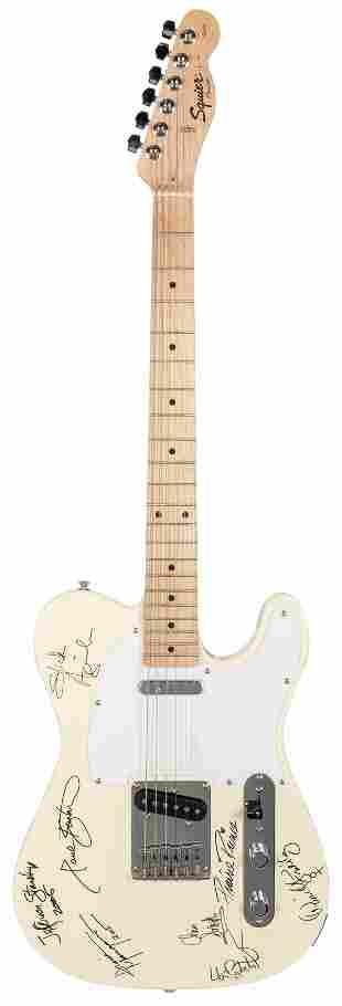 Jefferson Starship Electric Guitar. Fender Squier