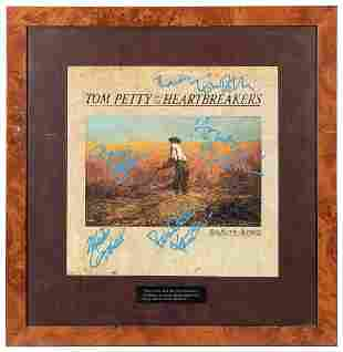 Tom Petty and the Heartbreakers Southern Accents Album