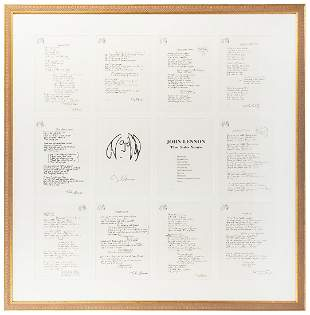 """John Lennon """"The Solo Years"""" Limited"""