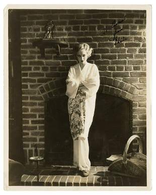 Sheila Terry Signed Photograph by Elmer Fryer. Warner