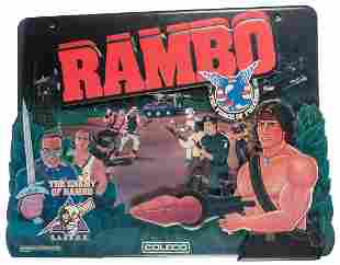 """Coleco Rambo """"Force of Freedom"""" In-Store"""