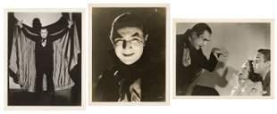 """Mark of the Vampire"" Bela Lugosi Stills"