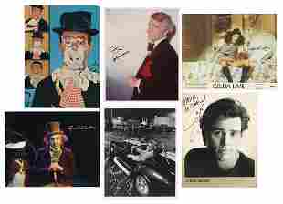 Collection of Comedians' Autographed Photographs.
