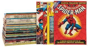 Limited Collectors' Edition Comics and Treasuries